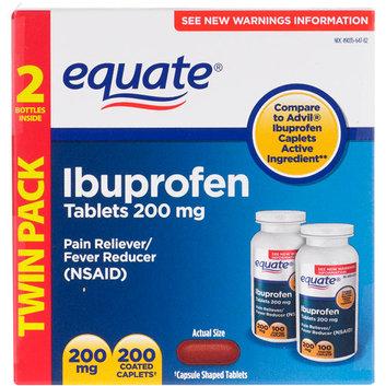 Equate Ibuprofen Caplets