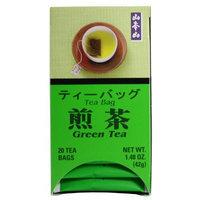 JapanBargain Yamamotoyama Green Tea 20 bags #4521