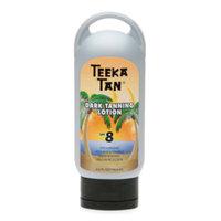 Teeka Tan Dark Tanning Lotion SPF 8