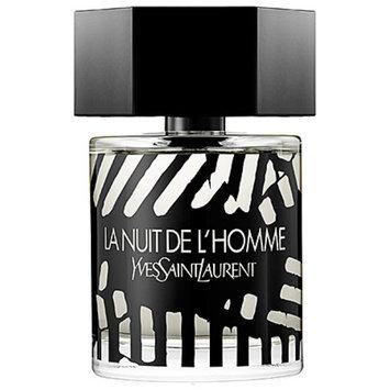 Yves Saint Laurent La Nuit De L'Homme - Edition Art 3.3 oz Eau de Toilette Spray