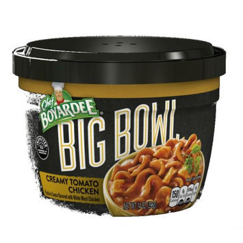 Conagra Foods, Inc CHEF BOYARDEE Microwaveable Creamy Tomato Chicken Pasta, 14 ounces, 12 count