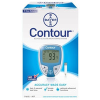 Ascensia Bayer's Contour Blood Glucose Monitoring System