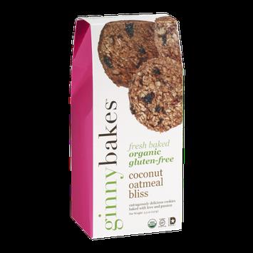 ginnybakes Organic & Gluten-Free Cookies Coconut Oatmeal Bliss