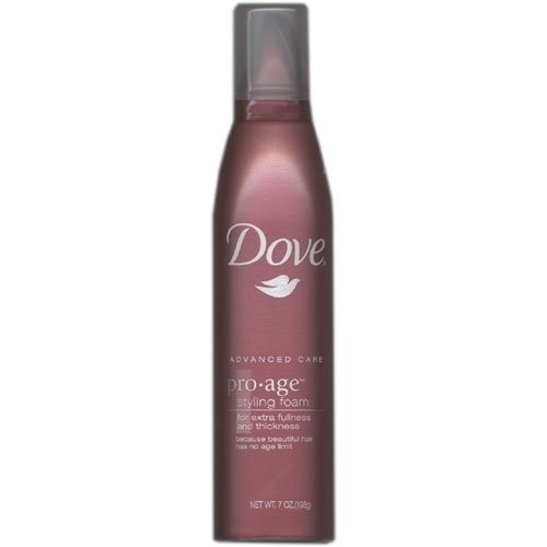 Dove Advanced Care Pro.Age Hair Styling Foam