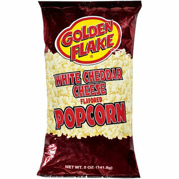 Golden Flake : White Cheddar Cheese Flavored Popcorn
