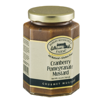 Robert Rothschild Farm Cranberry Pomegranate Mustard