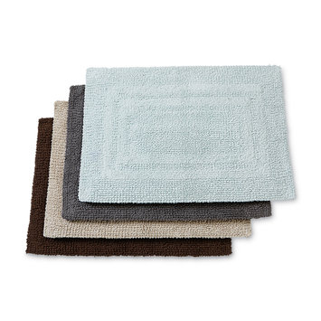 Cannon Reversible Bathroom Accent Rug - 17 x 24