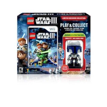 Solutions 2 Go Lego Star Wars 3 With Jango Fett (Nintendo Wii)