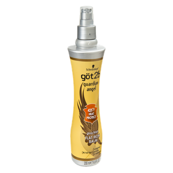 Schwarzkopf göt2b Guardian Angel 4 Hot Hair Flat Iron Balm