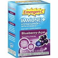Emergen-C Immune Plus System Support, Blueberry-Aca