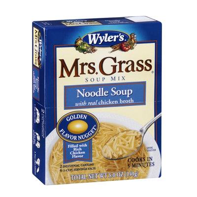 Wyler's Mrs. Grass Soup Mix Noodle Soup - 2 CT