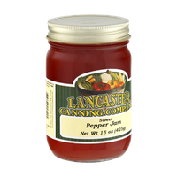 Lancaster Canning Company Sweet Pepper Jam