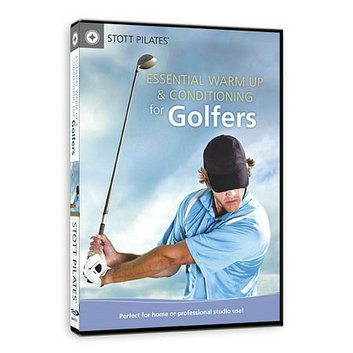STOTT PILATES DVD - Essential Warm Up & Conditioning for Golfer