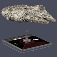 Fantasy Flight Games X-Wing Millennium Falcon Expansion Pack