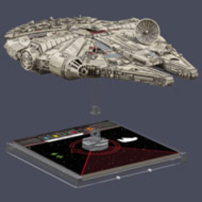 Fantasy Flight Games X-Wing Millennium Falcon Expansion Pack