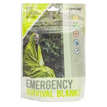 Lifeline Emergency & Survival Lifeline 1 Person Emergency Survival Blanket