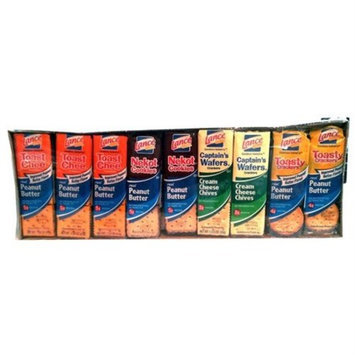 LANCE SANDWICH CRACKERS, VARIETY PACK