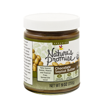 Nature's Promise Organics Chocolate Soynut Butter