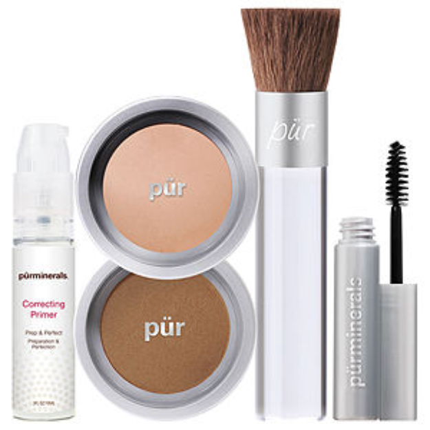 Pur Minerals 5-piece Beauty-to-Go Collection