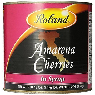 Roland Amarena Cherries in Syrup, 6-Pounds 13-Ounce Can