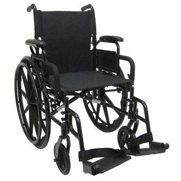 Karman Ultra lightweight 18 inch Aluminum Wheelchair