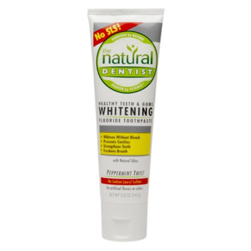 The Natural Dentist Healthy Teeth & Gums Whitening Plus Toothpaste