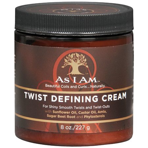 As I Am Twist Defining Cream for Hair