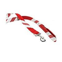 Bowsers Stylish Triple Tattersal Layer Dog Leash, 6' (1 Wide), Tattersal