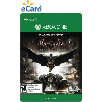 Incomm Xbox One Batman Arkham Knight Full Game - $59.99 (email delivery)