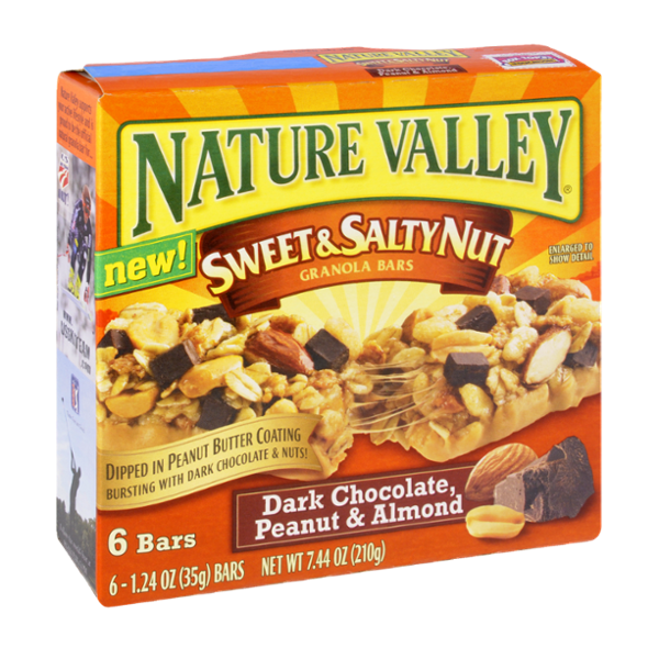 Salted Peanut Bar Nature S Path