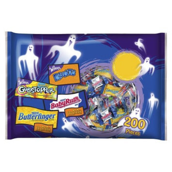 Nestlé Assorted Chocolate and Sugar Bag Butterfinger, Baby Ruth,