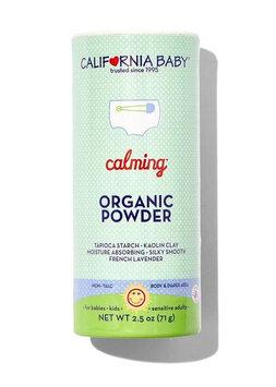 California Baby Calming™ Organic (Non-Talc) Powder