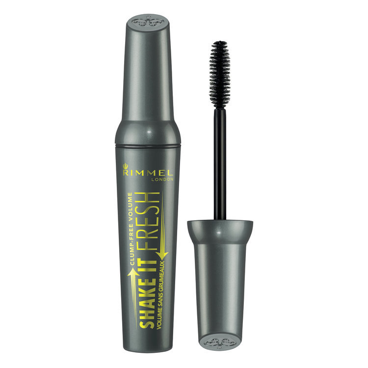 Slide: Rimmel London Shake It Fresh Mascara
