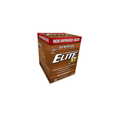 Dymatize Nutrition Elite Xt Rich Chocolate 10 Ct Packets