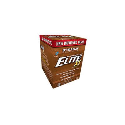 Dymatize Nutrition Elite Xt Rich Chocolate 10 Ct Packets
