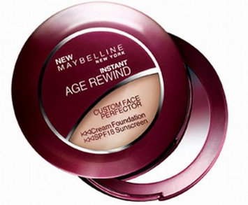 Maybelline Instant Age Rewind® Custom Face Perfector Cream Compact Foundation