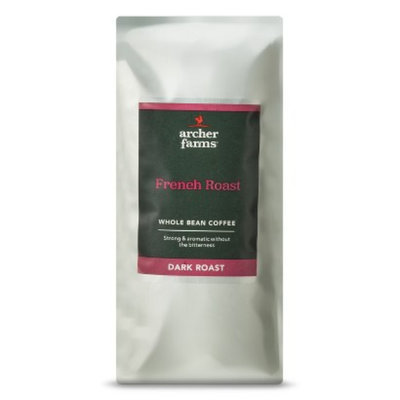 Archer Farms 12-oz. Whole Bean Coffee - French Roast
