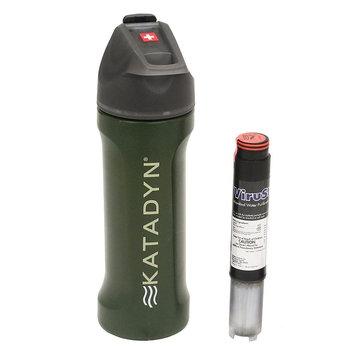 Katadyn MyBottle Purifier Bottle Green Deer, One Size