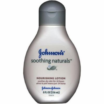 Johnson's® Soothing Naturals Nourishing Lotion