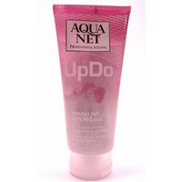 Aqua Net up Do Professtional Sparkling Styling Gel 6.8 Oz. pack of 2