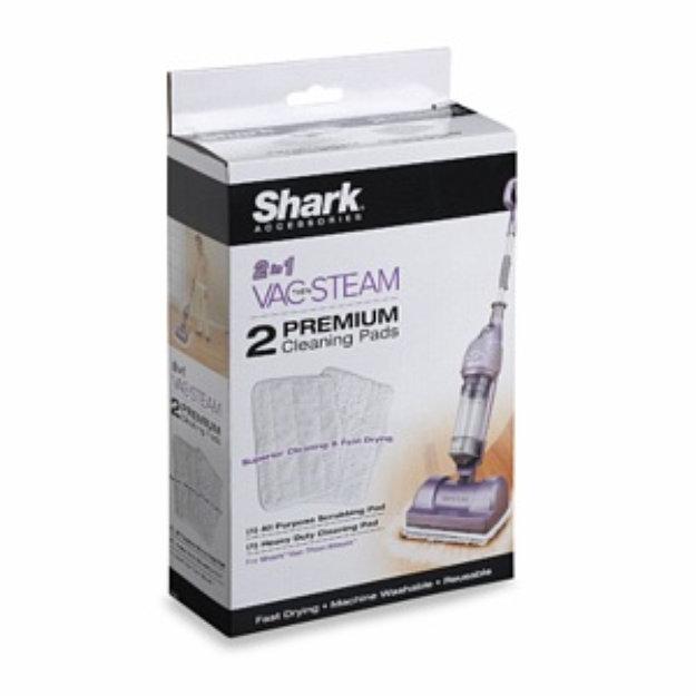 Shark Vac-Then-Steam Mop Replacement Pads