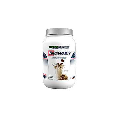 Nutriforce Sports NutriWhey Cafe Cream - 23 Servings