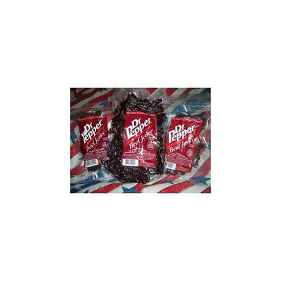 Dublin Dr Pepper Beef Jerky 4oz By Butler's Smokehouse Texas