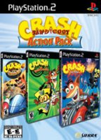 Vivendi Games Crash Bandicoot Action Pack