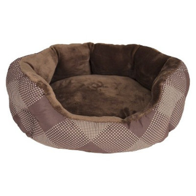 Boots & Barkley OVAL OPP SMALL PET BED 3pc assortment