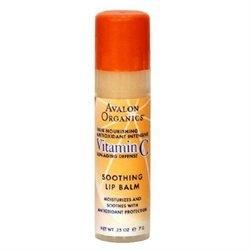 Avalon Organics Vitamin C Renewal Soothing Lip Balm