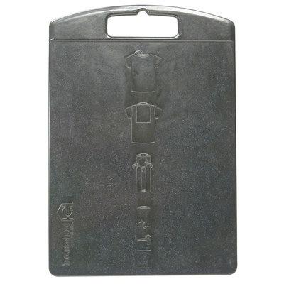 Household Essentials 195 Fibertech Shirt Folding Board