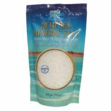 Dead Sea Mineral Luxury Bath Salts 500gr (17 Oz)
