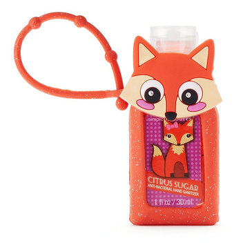 Simple Pleasures Fox Citrus Sugar Antibacterial Hand Sanitizer
