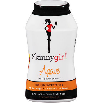 Skinnygirl Agave with Stevia Extract Liquid Sweetener, 1.68 fl oz